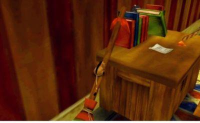 ドラクエ8 攻略 ゼシカの部屋 机の上に登る方法