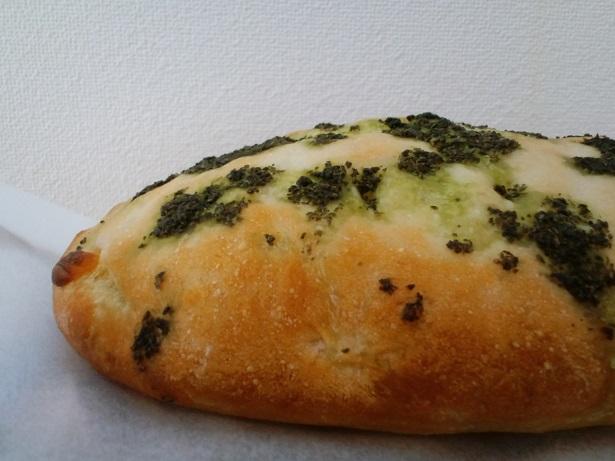 バジルとチーズのパン3