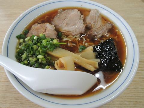 ラーメン(並)(500円)