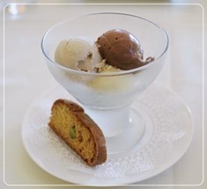 三色アイスクリーム