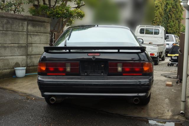 マツダ FC3S サバンナRX-7 リア