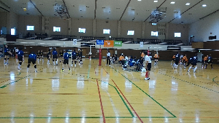 シニアランク・東淀川体育館