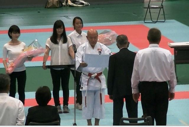 東日本大震災復興祈念全日本防具付空手道選手権大会11