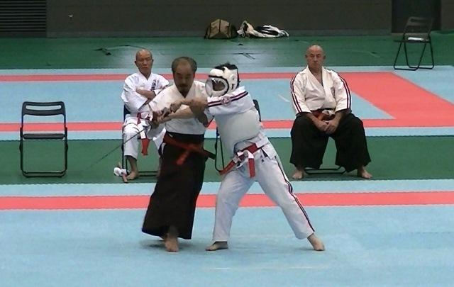 東日本大震災復興祈念全日本防具付空手道選手権大会8
