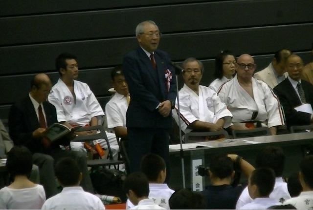 東日本大震災復興祈念全日本防具付空手道選手権大会7