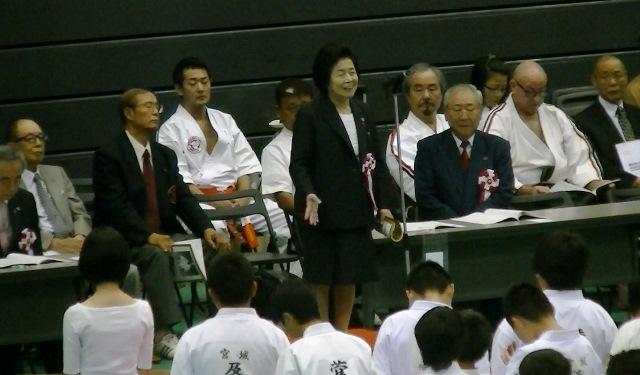 東日本大震災復興祈念全日本防具付空手道選手権大会5