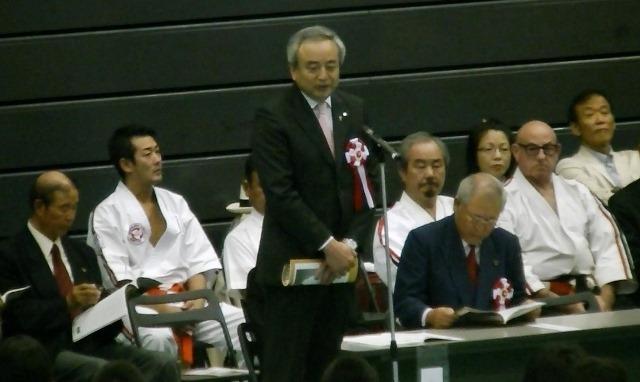 東日本大震災復興祈念全日本防具付空手道選手権大会3