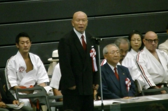 東日本大震災復興祈念全日本防具付空手道選手権大会2