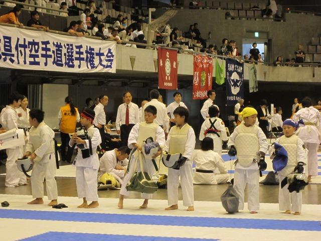 第53回全国防具付空手道選手権大会少年の部選手