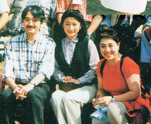 武藤さんと秋篠さんち夫妻