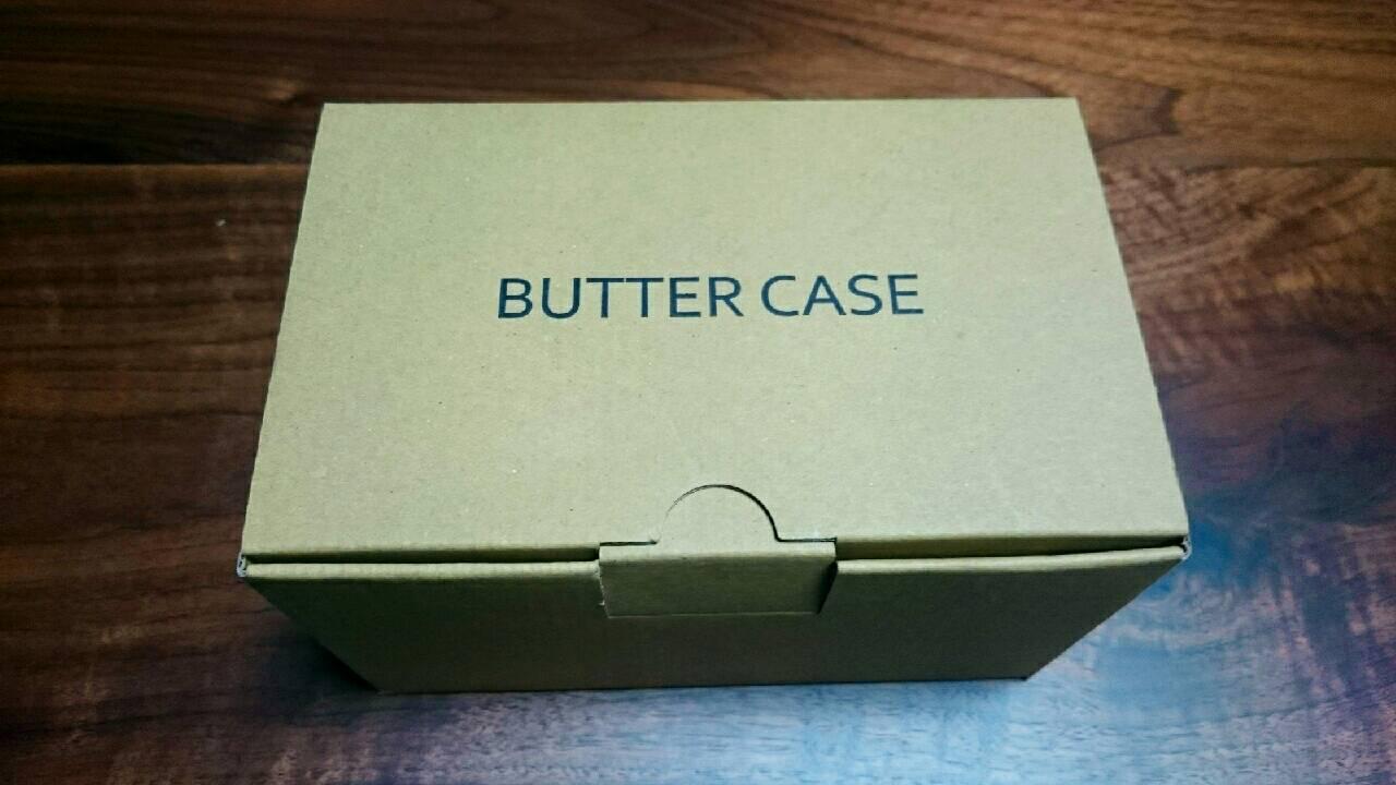 バターケース箱