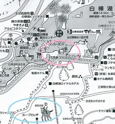 白樺湖夏祭り花火22