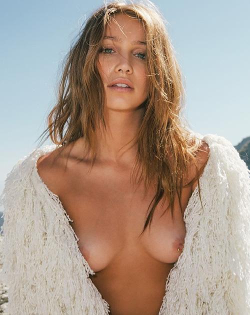 「ボールド」のCMに出てる人気モデル、ケイリン・ルッソのヌード画像www