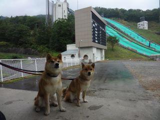 ジャンプ競技場1