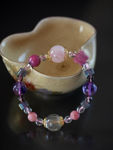 ピンク好きへのプレゼント (1)