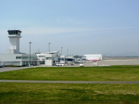 富士山静岡空港:管制塔2