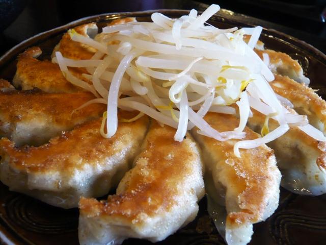 五味八珍:浜松餃子