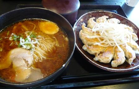 五味八珍:浜松餃子セット