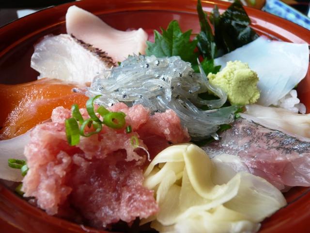 岸家:漁師めし煮魚セット2