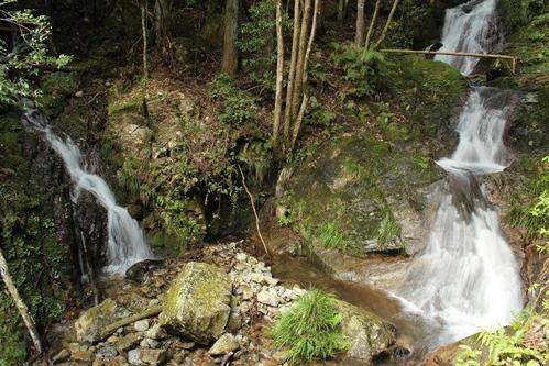 九度瀬の滝