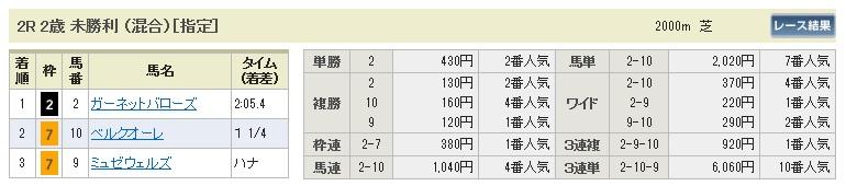 【払戻金】0913中山2(日刊コンピ 馬券生活 的中 万馬券 三連単 札幌競馬)