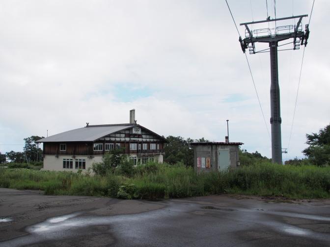 札幌オリンピック運営本部棟