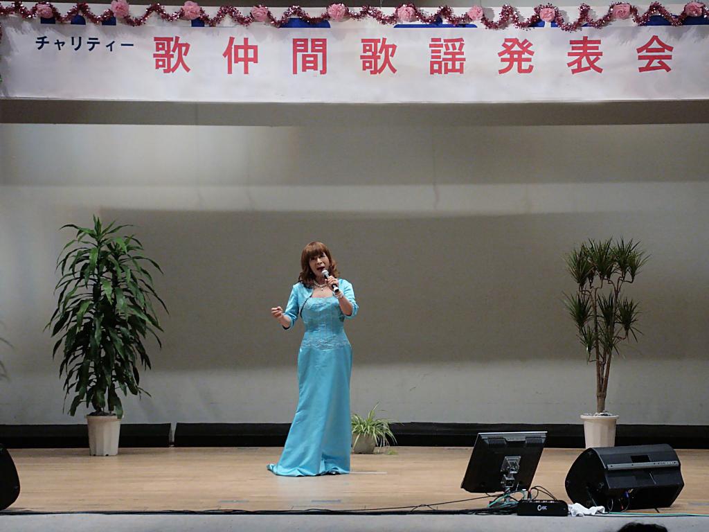 空色ドレス舞台(1)