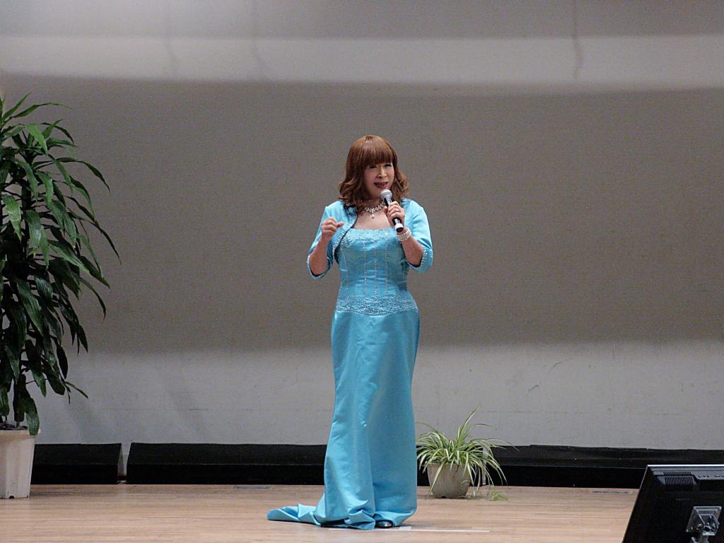 空色ドレス舞台(2)