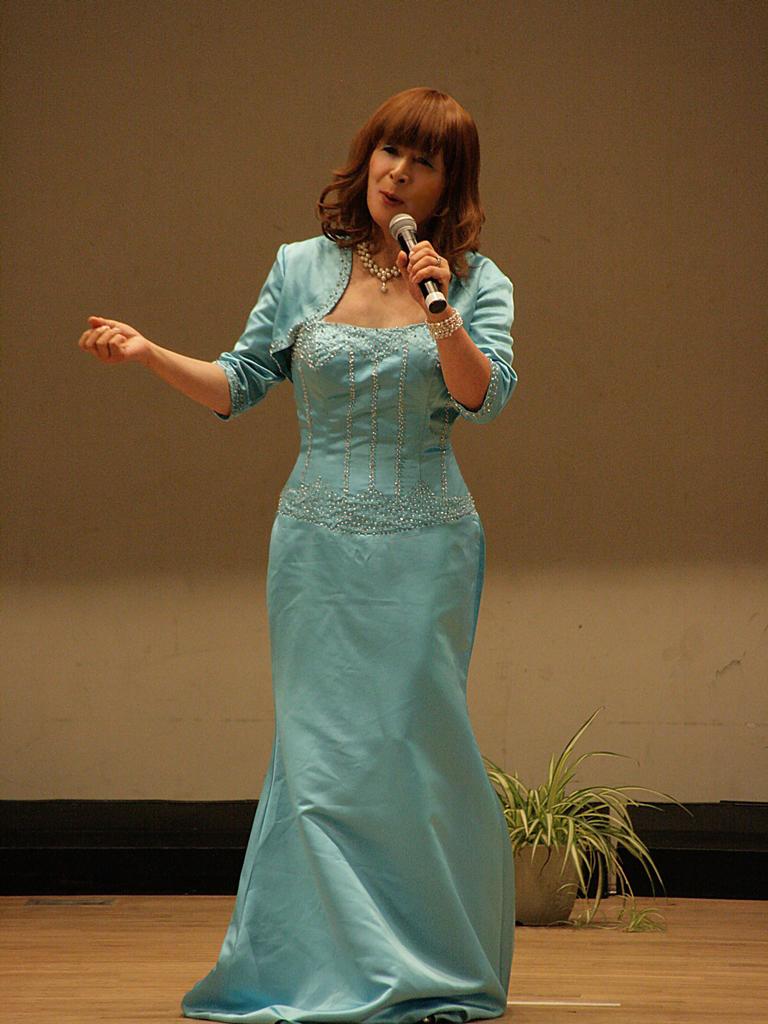 空色ドレス舞台(5)