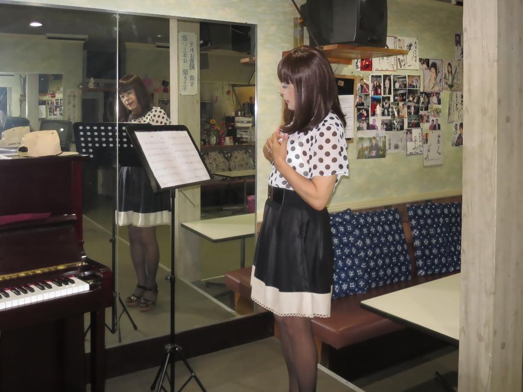 歌のレッスン風景A(1)