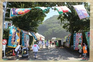 H27082201式年鳥居木曳祭