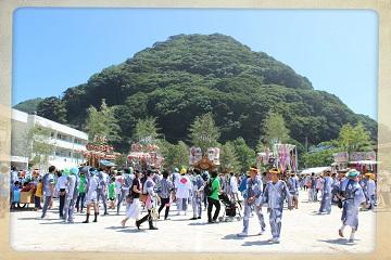 H27082202式年鳥居木曳祭