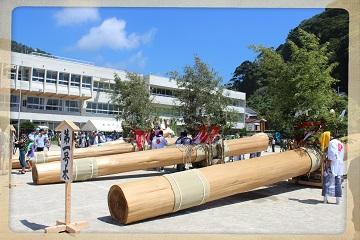 H27082205式年鳥居木曳祭