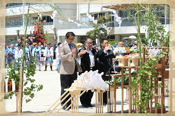 H27082210式年鳥居木曳祭