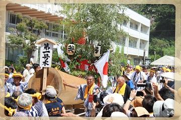 H27082217式年鳥居木曳祭