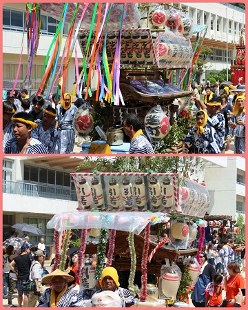 H27082218式年鳥居木曳祭
