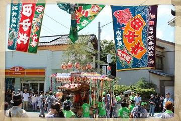 H27082223式年鳥居木曳祭