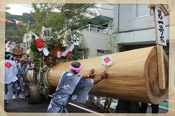 H27082309式年鳥居木曳祭