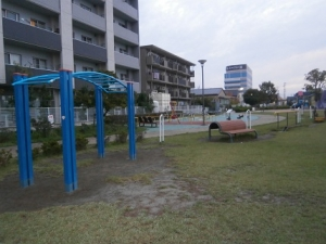 駅南公園強化4