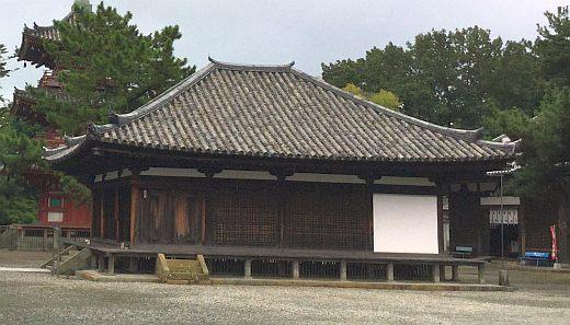 鶴林寺常行堂