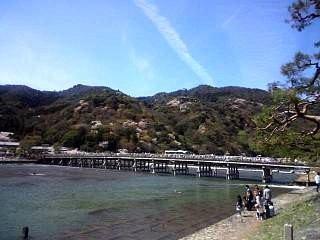 20150404嵐山渡月橋(その5)