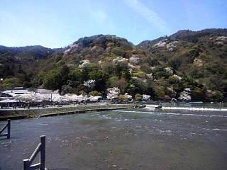 20150404嵐山渡月橋(その7)