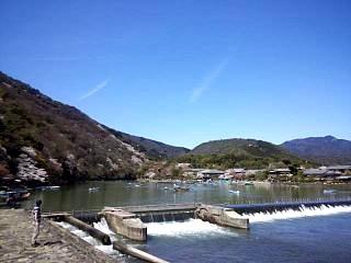 20150404嵐山桜(その37)