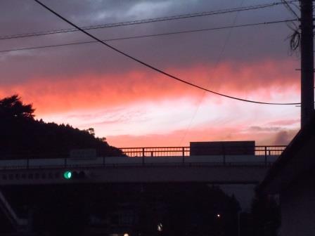 夕日1(2015-09-19)