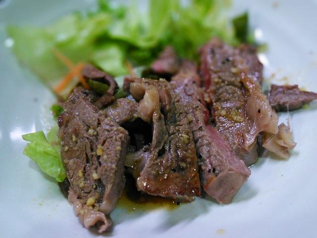 低温で焼く肉