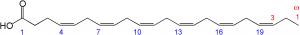 Docosahexaenoic acid