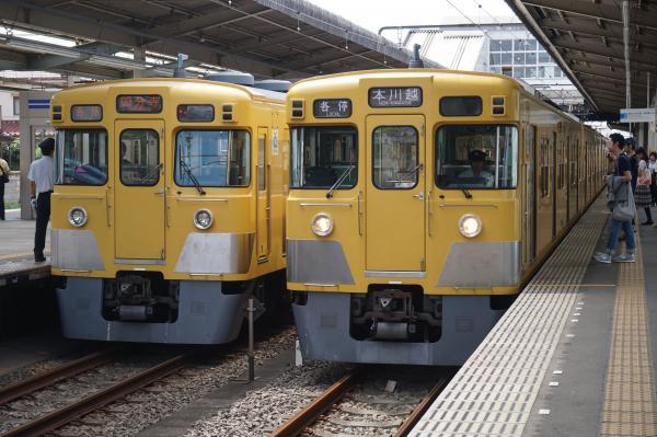 2015-08-22 西武2023F 2033F