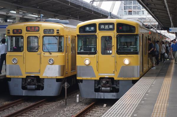 2015-08-22 西武2023F 2053F