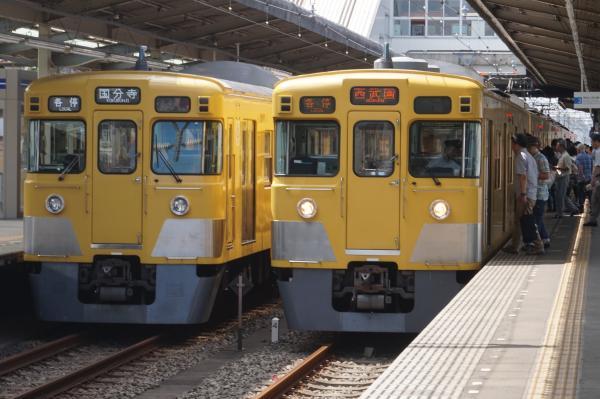 2015-08-22 西武2033F 2021F
