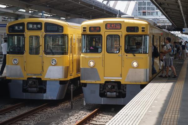 2015-08-22 西武2053F 2023F